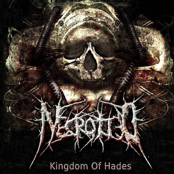Necrotted - Kingdom Of Hades (Albumcover)